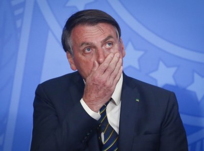 Bolsonaro (Βραζιλία): Η χώρα χρεοκόπησε, λόγω lockdown - Δεν μπορώ να κάνω τίποτα