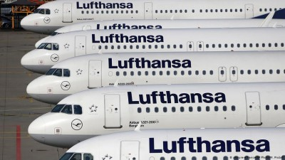 Lufthansa: Σε νέες περιπέτειες καθώς το έλλειμμά της αυξάνεται συνεχώς