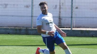 Ο Μηνάς Χαλκιαδάκης στο «BN Sports»: «Πάντα παλεύω για να δείξω τι αξίζω – Υπήρχε ενδιαφέρον από μεγάλη ελληνική ομάδα»