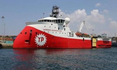 Νέα τουρκική NAVTEX για έρευνες του Barbaros στην Ανατολική Μεσόγειο