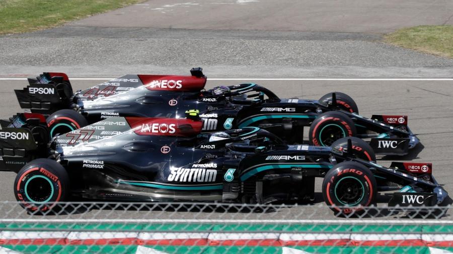 Formula 1: Η σύγκρουση των Μπότας – Ράσελ θέτει σε κίνδυνο τον σχεδιασμό της Mercedes