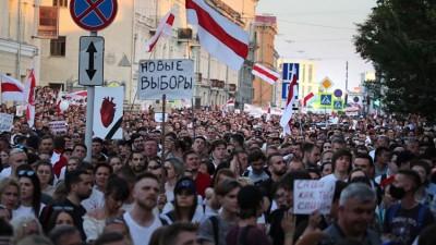 ΗΠΑ: Δεν διαθέτουμε ενδείξεις ότι η Ρωσία θα επέμβει στρατιωτικά στη Λευκορωσία