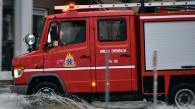 Σε 169 ανέρχονται οι κλήσεις που έχει δεχθεί  η πυροσβεστική, λόγω των έντονων βροχοπτώσεων σε Αττική και Κεντρική Μακεδονία