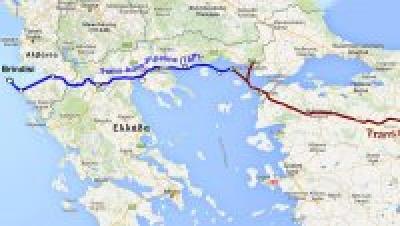 Στις αρχές του 2020 θα μεταφέρει τις πρώτες ποσότητες αερίου στην Ιταλία ο αγωγός ΤΑΡ