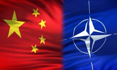 Κίνα προς ΝΑΤΟ: Σταματήστε να υπερβάλλετε και να διογκώνετε τη θεωρία της κινεζικής απειλής