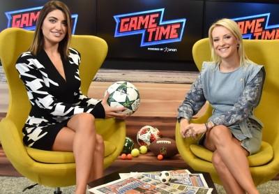 Μαρία Καζαριάν στο ΟΠΑΠ GAME Time: «Ανεβασμένη η Εθνική Ομάδα με τον Φαν'τ Σχιπ»