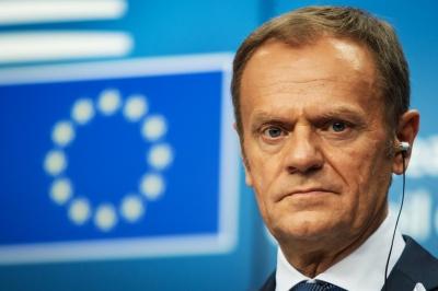 Διακόπηκε η Σύνοδος Κορυφής της ΕΕ - Διμερείς συναντήσεις του Tusk με τους αρχηγούς των  κρατών  μελών