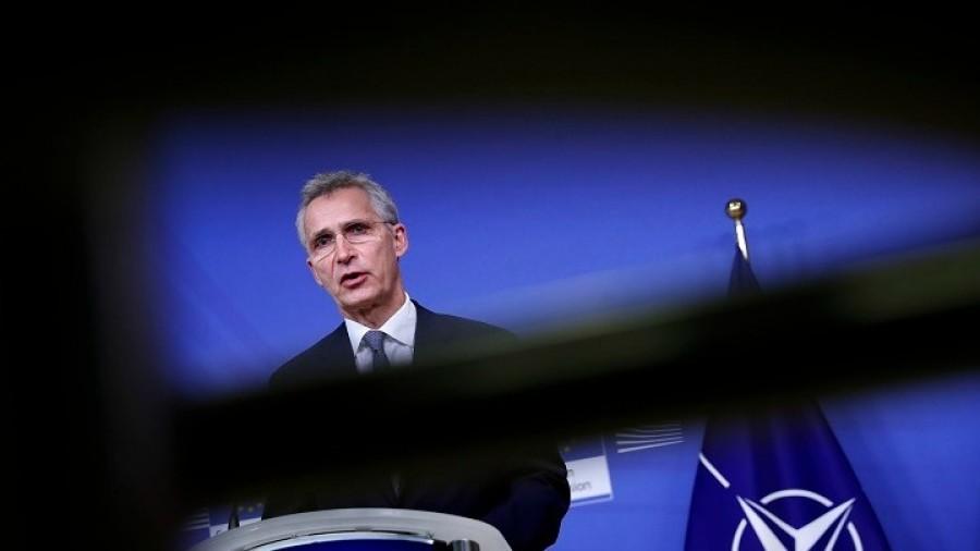 Stoltenberg (ΝΑΤΟ): Εξέφρασα την ανησυχία μου για την αγορά των S-400 από την Τουρκία