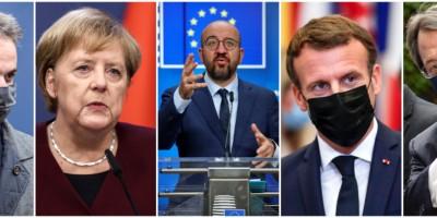Σύνοδος Κορυφής: Μάρτιο 2021 θέλουν να μεταφέρουν τη συζήτηση για κυρώσεις στην Τουρκία - Οριακές αλλαγές στο νέο προσχέδιο συμπερασμάτων - Αντίδραση από Ελλάδα - Κύπρο