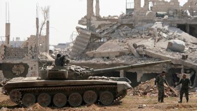 Συρία: Σχεδόν 500.000 νεκροί έχουν καταγραφεί σε μία δεκαετία πολέμου