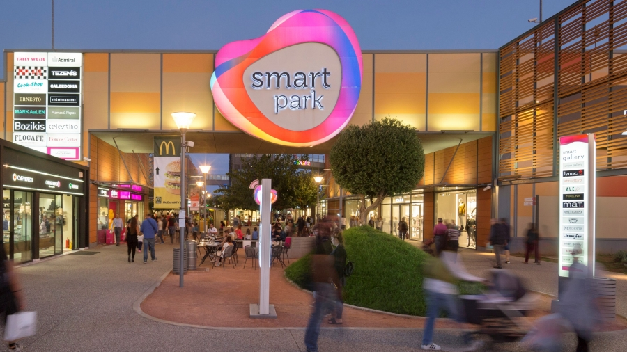 REDS: Νέες εμπορικές συμφωνίες και επανεκκίνηση λειτουργίας των εμπορικών καταστημάτων του Smart Park