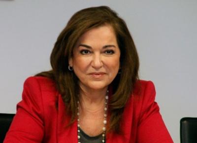 Μπακογιάννη: Kυβερνητική πλειοψηφία της ΝΔ  ή θα οδηγηθούμε ξανά σε εκλογές