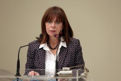 Συλλυπητήρια Σακελλαροπούλου στον Γάλλο πρέσβη για την τρομοκρατική επίθεση στη Νίκαια