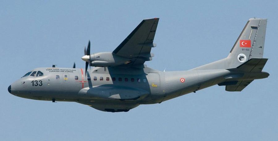 Συνεχείς τουρκικές προκλήσεις στο Αιγαίο -  Καταγράφηκαν 31 παραβιάσεις από κατασκοπευτικά CN - 235