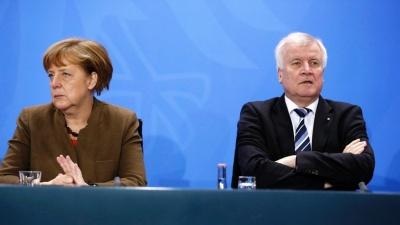 Τελεσίγραφο από το SPD σε Merkel - Seehofer: Φεύγουμε από την κυβέρνηση αν δημιουργηθούν κλειστά κέντρα κράτησης μεταναστών