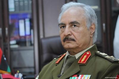 Λιβύη: Οι δυνάμεις του Haftar κατέρριψαν τουρκικό drone στη Σύρτη