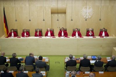 H Eυρωπαϊκή Κεντρική Τράπεζα δεν είναι ο άρχοντας του Σύμπαντος, υποστηρίζει Γερμανός συνταγματικός δικαστής