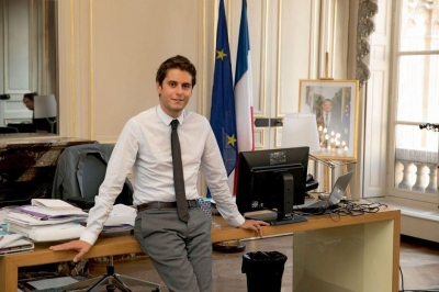 Attal (Γαλλία): Απομακρυνόμαστε από το ενδεχόμενο χαλάρωσης των μέτρων