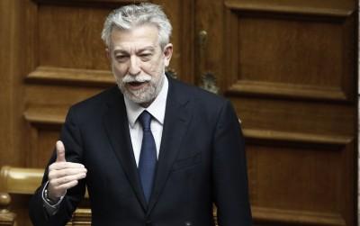 Κοντονής για ΣΥΡΙΖΑ: Είμαστε σε ένα σκοτεινό τούνελ - Φέουδα μέσα στο κόμμα