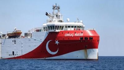 Πως εξηγείται ότι η Ελλάδα επί 50 ημέρες παρακολουθεί το Oruc Reis χωρίς να κάνει απολύτως τίποτε; - De facto αναγνώριση δικαιωμάτων στην Τουρκία