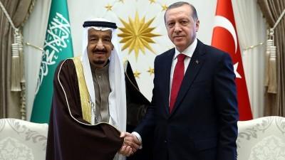 Επικοινωνία Erdogan με βασιλιά Salman για τη βελτίωση των σχέσεων Τουρκίας – Σαουδικής Αραβίας