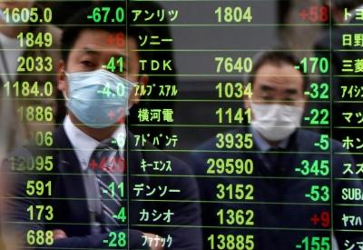 Συνεχίζεται η bull run στις παγκόσμιες μετοχές, ισχυρά κέρδη στην Ασία