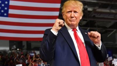Ο Trump έχει ακόμη πιθανότητα 10% για μία δεύτερη θητεία στο Λευκό Οίκο λένε τώρα οι στοιχηματικές