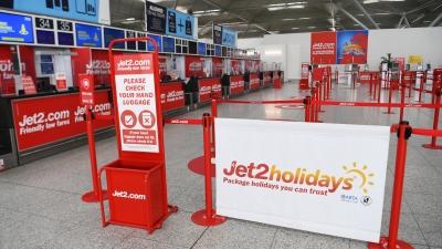 Η Jet2holidays παρατείνει τις ακυρώσεις διακοπών έως τα μέσα Απριλίου