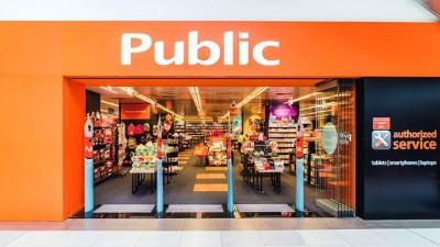 Ανοίγουν για τους επαγγελματίες τα καταστήματα Public αποκλειστικά με τιμολόγιο από 10 Δεκεμβρίου