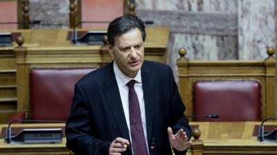 Σκυλακάκης (αναπληρωτής ΥΠΟΙΚ): Στο 10% η ύφεση το 2020 – Πιθανό να προσαρμοστεί ο προϋπολογισμός
