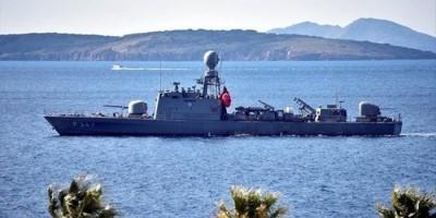 Η Τουρκία προχωρά στην εγκατάσταση ναυτικών πύργων στα κατεχόμενα για να ελέγχει την Αν. Μεσογείου