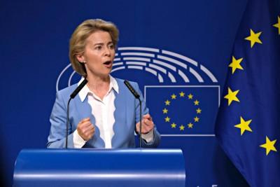 Von der Leyen (Commission): Η κρίση του κορωνοϊού χρειάζεται έμπρακτη αλληλεγγύη