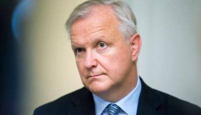 Rehn (ΕΚΤ): Καθοριστικός ο Ιούνιος για τη νομισματική πολιτική – Βασικός παράγοντας η επιβράδυνση της οικονομίας