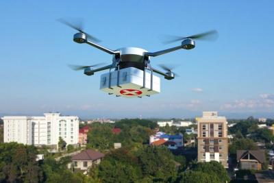 Η Μεγάλη Βρετανία δίνει 8 εκατ. λίρες για drones που θα μεταφέρουν φάρμακα σε ασθενείς με κορωνοϊό