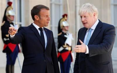 Macron και Johnson επιβεβαιώνουν τη δέσμευσή τους στο Πυρηνικό Πρόγραμμα του Ιράν