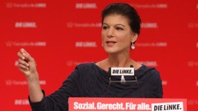 Δημοσκόπηση: Στο 46% η δημοτικότητα της Merkel – Δεύτερη πιο δημοφιλής η επικεφαλής του Die Linke