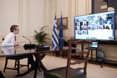 Η επανεκκίνηση της οικονομίας επί τάπητος στο υπουργικό συμβούλιο τη Δευτέρα (26/4)