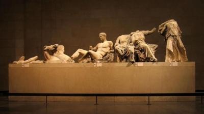 Η UNESCO καλεί τη Βρετανία να επιστρέψει τα Γλυπτά του Παρθενώνα στην Ελλάδα