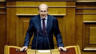 Χατζηδάκης: Φέρνουμε ένα νομοσχέδιο της σύγχρονης εποχής -  Η αντιπολίτευση έβαλε ρότα για τον μεσαίωνα