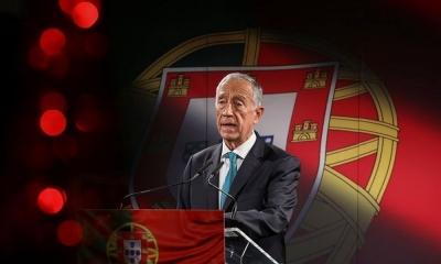 Πορτογαλία:  Άνετη επανεκλογή του κεντροδεξιού De Sousa με ποσοστό έως 62% στις προεδρικές εκλογές