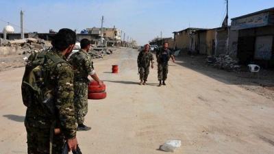 Σύροι αντάρτες υποστηριζόμενοι από την Τουρκία εξαπέλυσαν επίθεση εναντίον κυβερνητικών θέσεων στο Χαλέπι