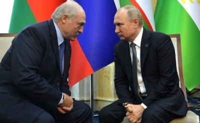 Moscow Times: Οι θυελλώδεις σχέσεις Putin - Alexander Lukashenko