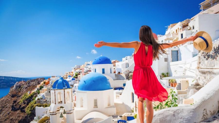 Η Ελλάδα, τρίτος ευρωπαϊκός προορισμός στις κρατήσεις των Αμερικανών το 2021