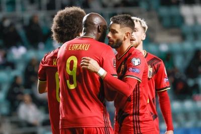 Προκριματικά Παγκοσμίου Κυπέλλου 2022, 5ος όμιλος: Πρωταγωνιστής ο Λουκάκου για το Βέλγιο, έκανε την δουλειά της η Τσεχία!