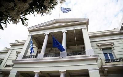 Το ΥΠΕΞ για Έβρο και τουρκικό στρατό: Καμία ξένη δύναμη δεν βρίσκεται σε ελληνικό έδαφος