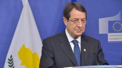Αναστασιάδης (Κύπρος): Απόλυτη ικανοποίηση για τα συμπεράσματα του Ευρωπαϊκού Συμβουλίου