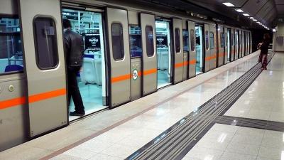 Κλείνουν 6 σταθμοί του Μετρό στις 16:00, με εντολή της ΕΛΑΣ