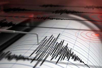 Ρέθυμνο: Σεισμός 4,1 Ρίχτερ με επίκεντρο νότια του Τυμπακίου Ηρακλείου
