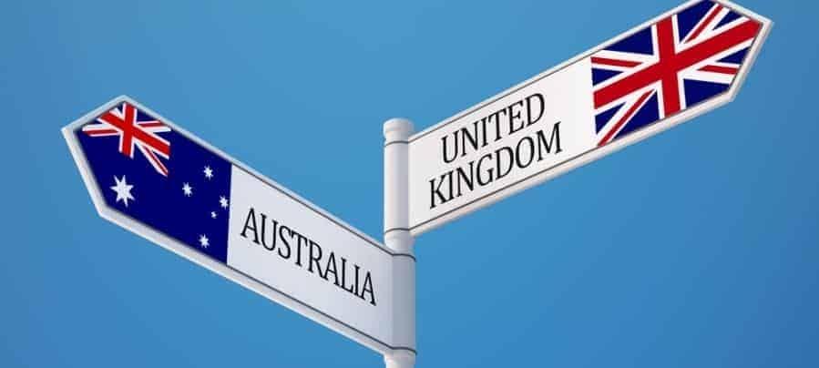 Κατέληξαν σε συμφωνία για το εμπόριο Βρετανία και Αυστραλία