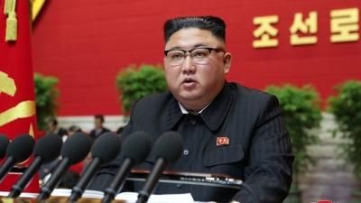 Βόρεια Κορέα: Ο Kim Jong-un προειδοποίησε ότι έρχεται μεγάλη οικονομική κρίση, ανάλογη του λιμού του 1990